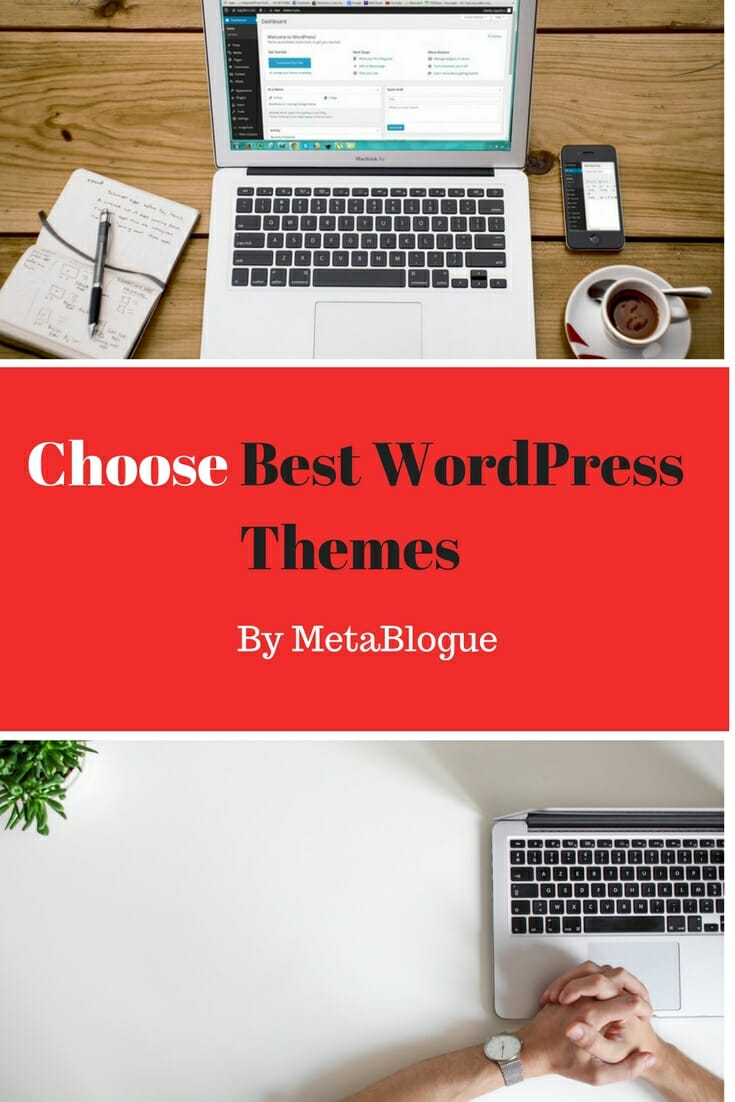 Websites and blogs are changing the way we are consuming information and helping us in every aspect of our life. If you are building a website, having a good WordPress theme is a right start. So how you can choose the best WordPress Theme from the vast number of themes available in the market?